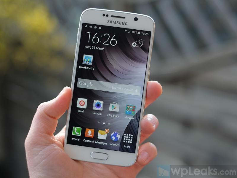 Samsung Galaxy S6 Обзор