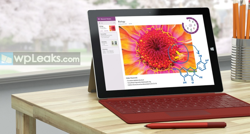 Surface 3 2015