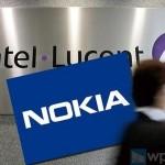 Nokia ведет переговоры с Alcatel-Lucent о возможно...
