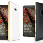 Золотая Lumia 930 теперь доступна в Европе, Африке...