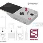 Смартфон-приставка: концепт SmartBoy пока есть тол...