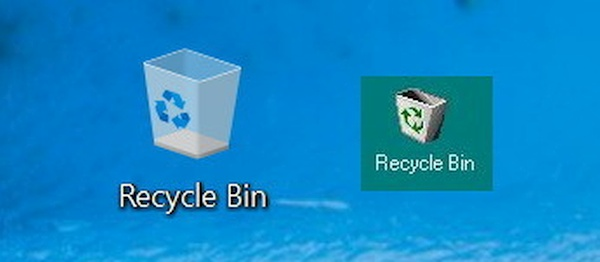 win98vswin10-recycle-bin
