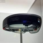 Очки дополненной реальности Microsoft Hololens пре...