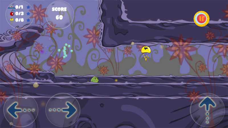 Jellyflug_Game_Screen