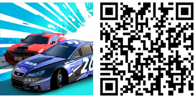 QR_Smashing_Bandits_Racing