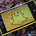 Snapchat на Windows Phone - неужели дождались?