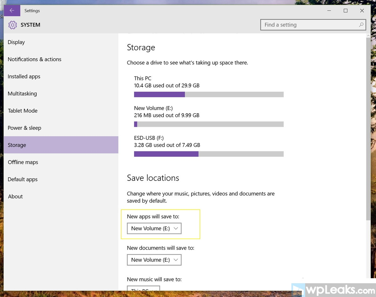new-app-storage-windows-10
