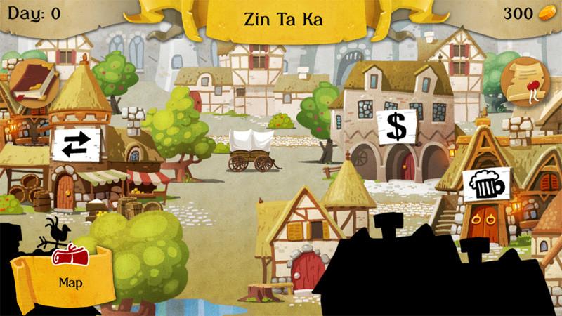 16bit_Trader_Game