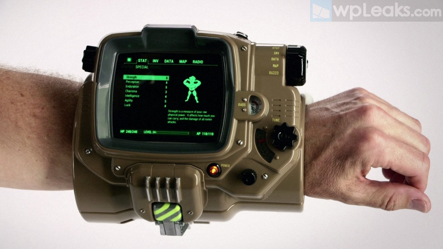 Fallout-4-pip-boy-edition