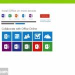 Онлайн Office 365 получил новую панель уведомлений...