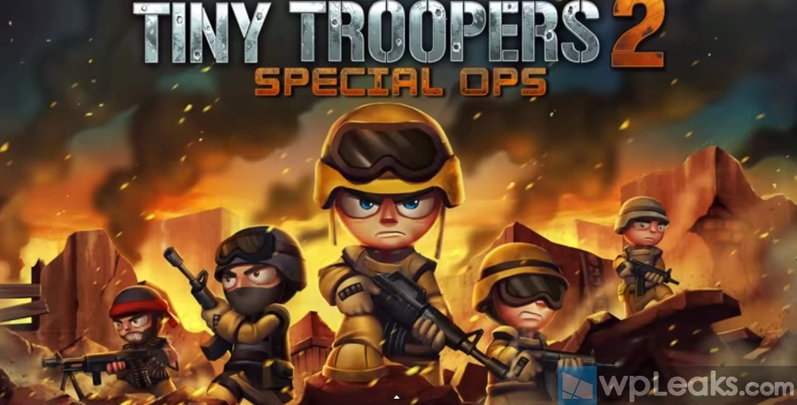 Tiny Troopers 2 Special Ops