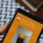 Приложение How-Old для Windows Phone пропало из об...