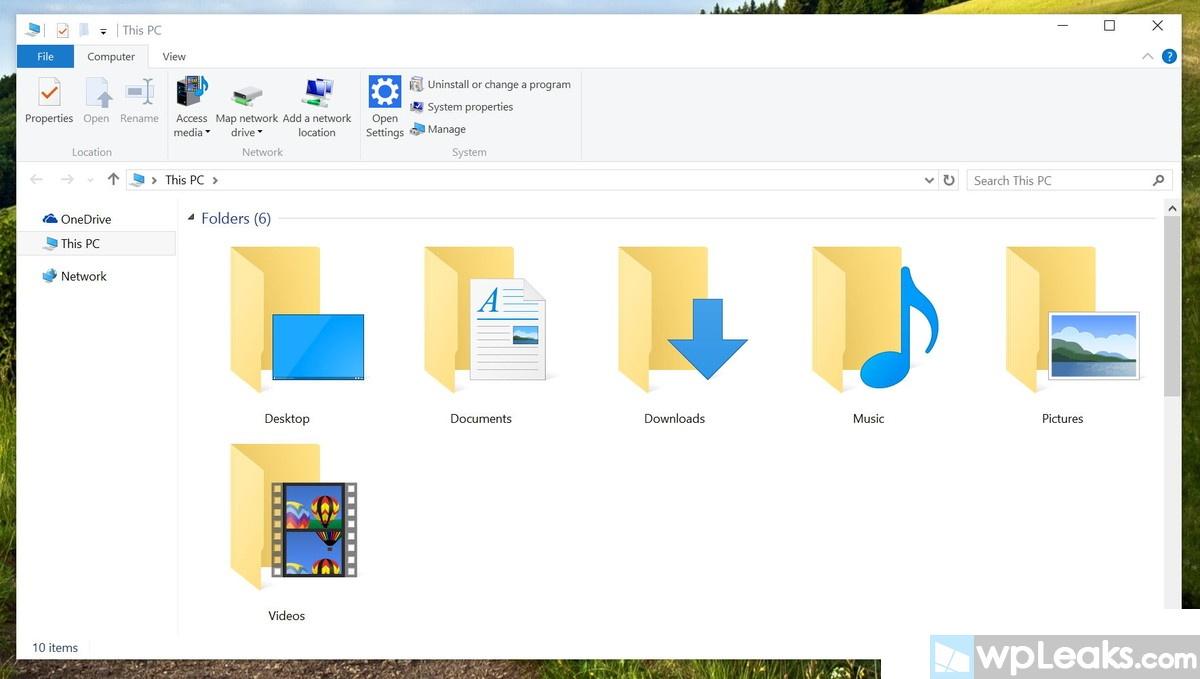no-quick-access-windows-10