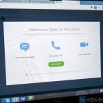 Браузерная бета-версия Skype уже доступна для всех...