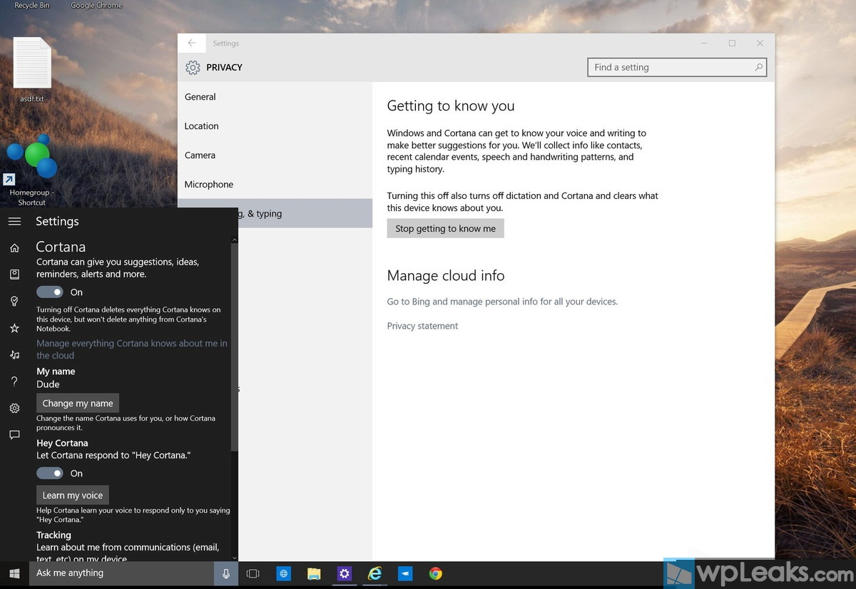 stop-getting-know-me-cortana-windows-10