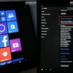 Windows 10 Mobile засветилась на 10-дюймовом ARM-п...
