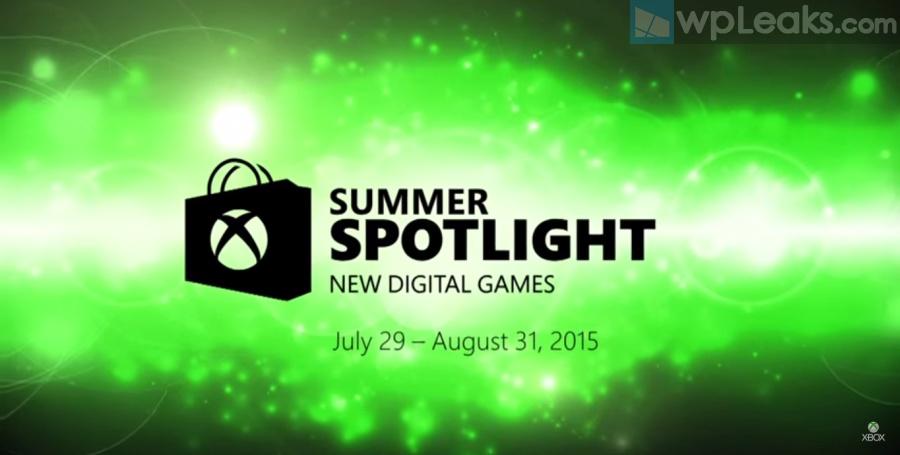 Summer Spotlight Montage