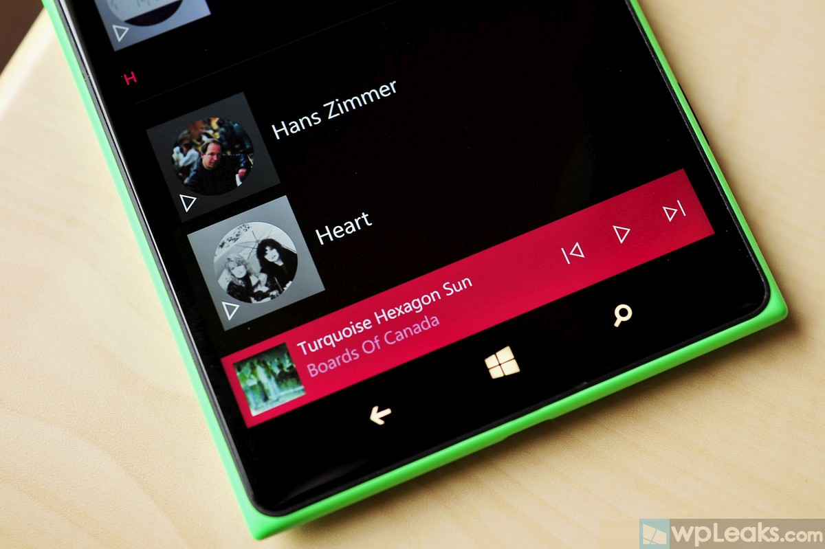 music-artists-circles-windows-10-mobile