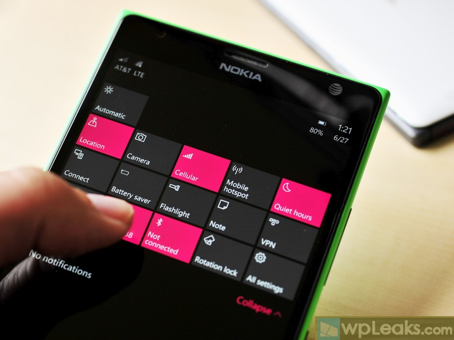 quick-actions-windows-10-mobile