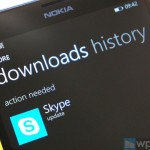Вышло новое обновление для Skype на Windows Phone