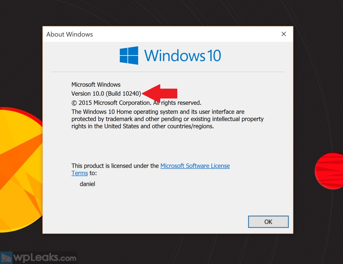 Check-Windows-Version10