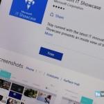 Microsoft IT Showcase – первое приложение с поддер...