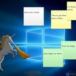Как использовать Sticky Notes в Windows 10 для нап...