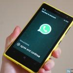 Приложение WhatsApp для Windows Phone получило оче...