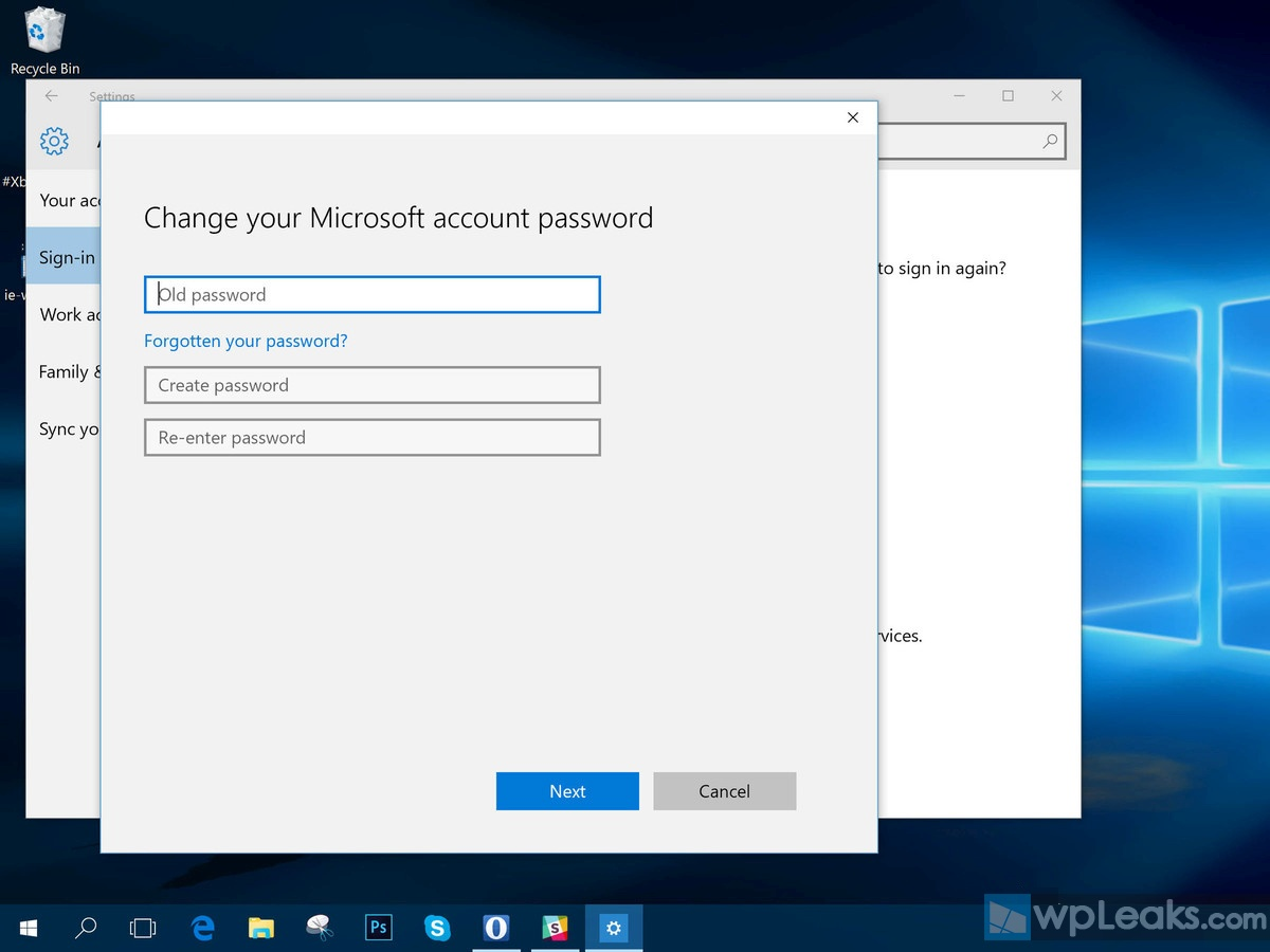 windows-10-password-change
