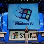 Windows 95 отпраздновала 20 лет, а Windows 10 до с...