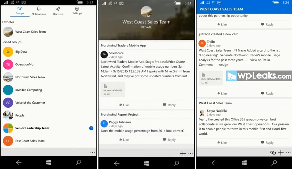 outlook-groups-screens