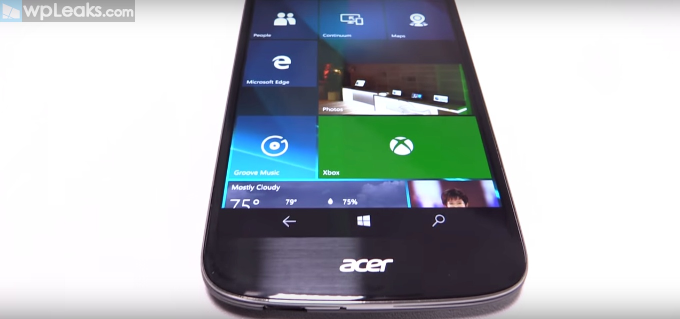 Acer Liquid Jade Primo Hands On