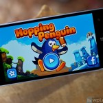 Игра Hopping Penguin для Windows Phone может получ...