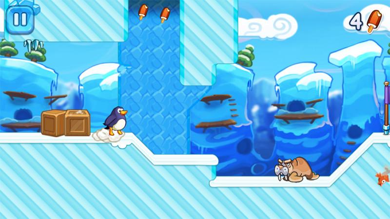 Hopping_Penguin_Game