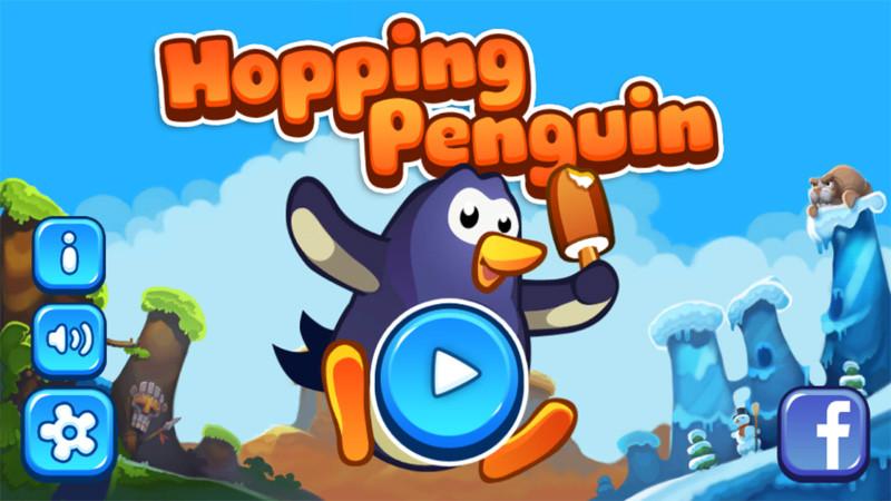 Hopping_Penguin_Menu