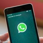 Выходит очередное небольшое обновление для WhatsAp...