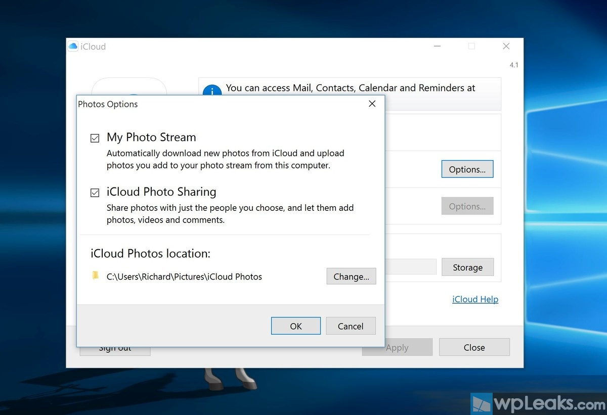 icloud-photos-options-windows10