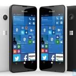 Свежий, утёкший в сеть рендер телефона Lumia 550