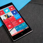 Настройки сенсорного меню Windows 10 Mobile получи...