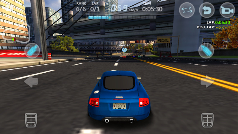 City_Racing_Game