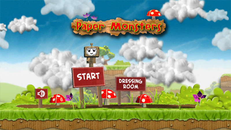 Paper_Monsters_Menu