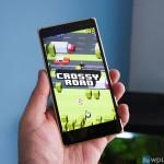 Обновление Crossy Road для Windows Phone добавляет...