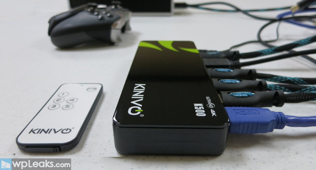 Kinivo-K500-HDMI-Switch-Side-View