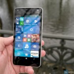 Владельцев Lumia 550 попросили не проводить апдейт...