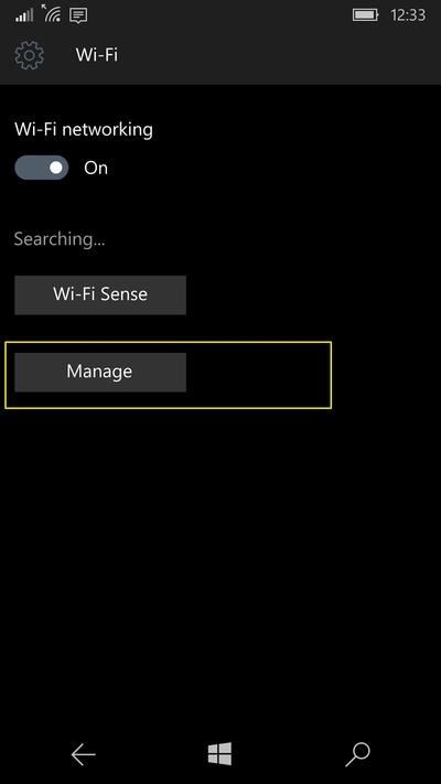 mange-wifi-windows-10-mobile
