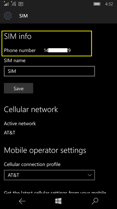 sim-phone-number-windows-10-mobile