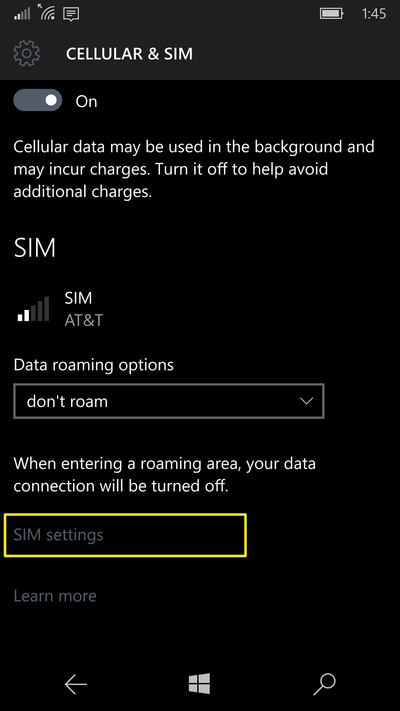 sim-settings-windows-10-mobile