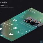 Новая идея оформления Windows 10 Mobile появилась ...