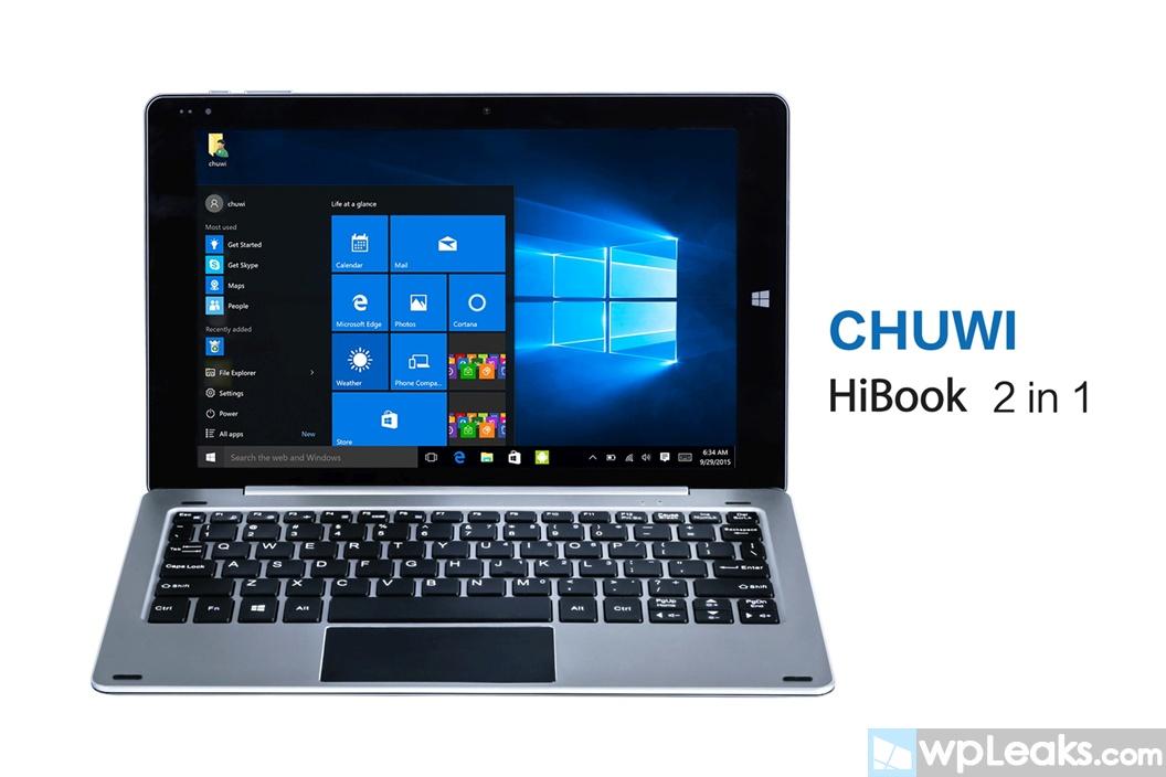 CHUWI-HiBook