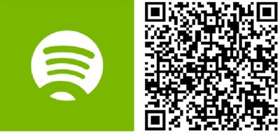 QR Spotify WP82